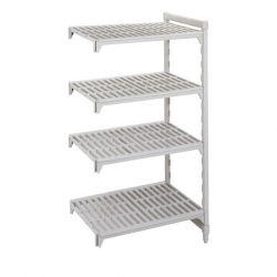 Cambro 600mm Depth Add-On Shelf Unit 1580mm Length