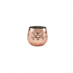 Genware Copper Pineapple Cup 8cl 2.8oz