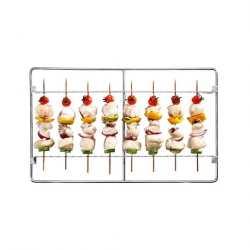 Lainox 1/1 GN Meat / Fish Skewer Grid