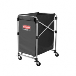 Rubbermaid X-Carts Frame Only For 150ltr Bag