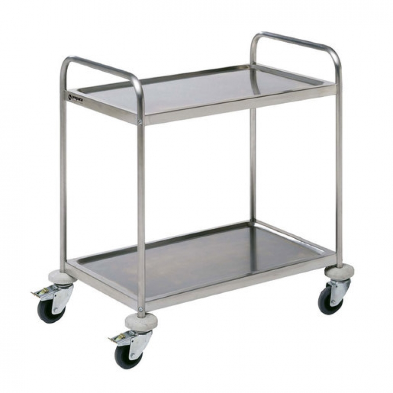 Prepara Self Assembly Service Trolley 2 Tier (Sold Singly)