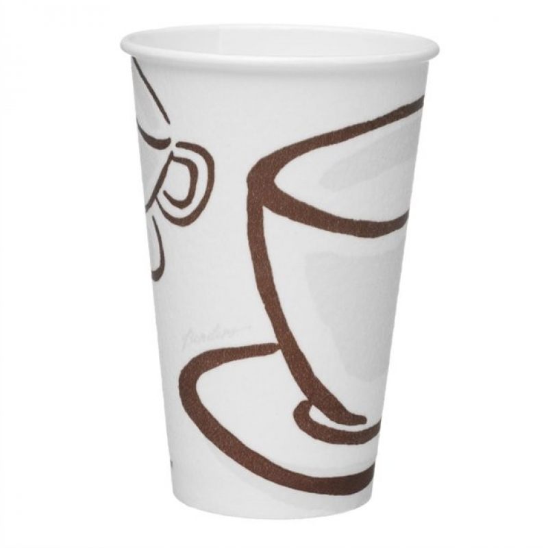 Benders Milano Barrier Disposable Hot Cups 455ml / 16oz (Pack of 560)