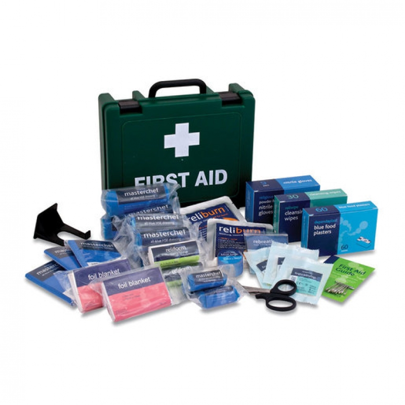 Essential Catering First Aid Kit Standard Med (Sold Singly)