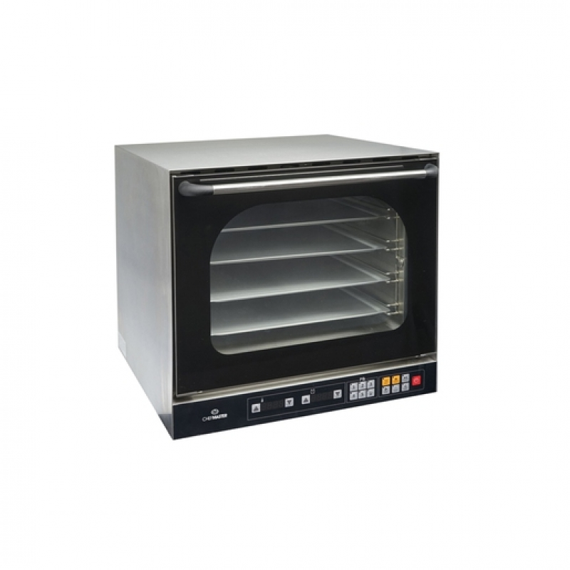 Chefmaster Large 4 Shelf Convection Oven (Sold Singly)