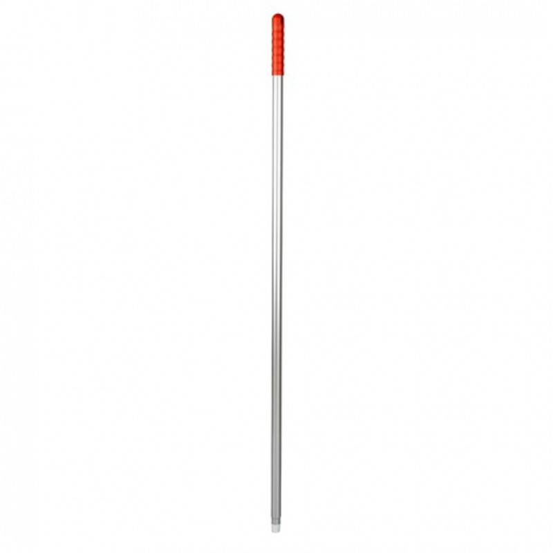 1245mm Light Aluminium Handle Red (Sold Singly)