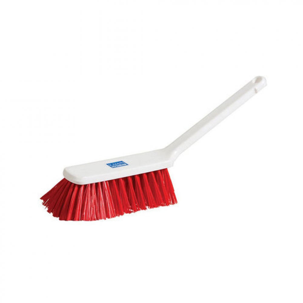 Hand Brush Stiff Red (Sold Singly)
