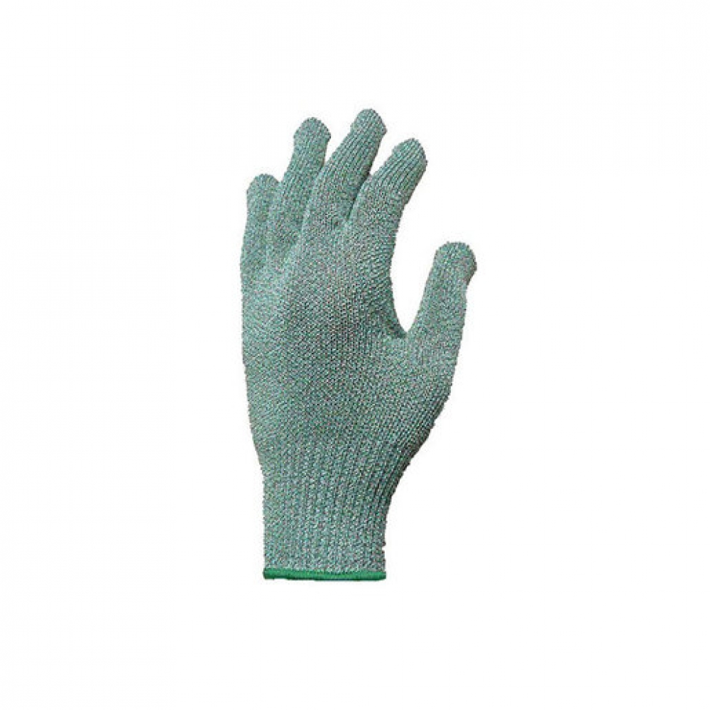 Cut Resist Green Glove M Level 5 (Sold Singly)