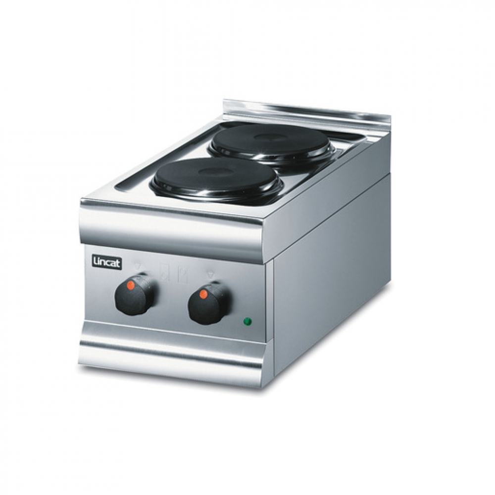 Lincat Silverlink 600 HT3 Boiling Top 2 Plate (Sold Singly)