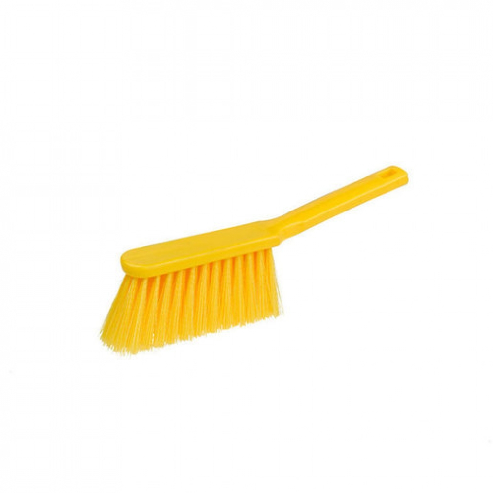 Hand Brush Soft Yellow 140mm (Sold Singly)