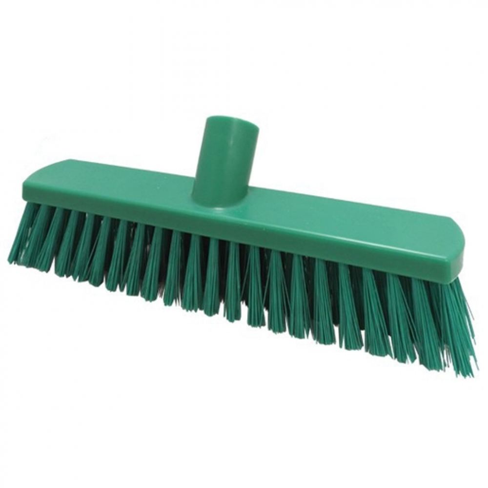 280mm Floor Brush Stiff Green (Sold Singly)