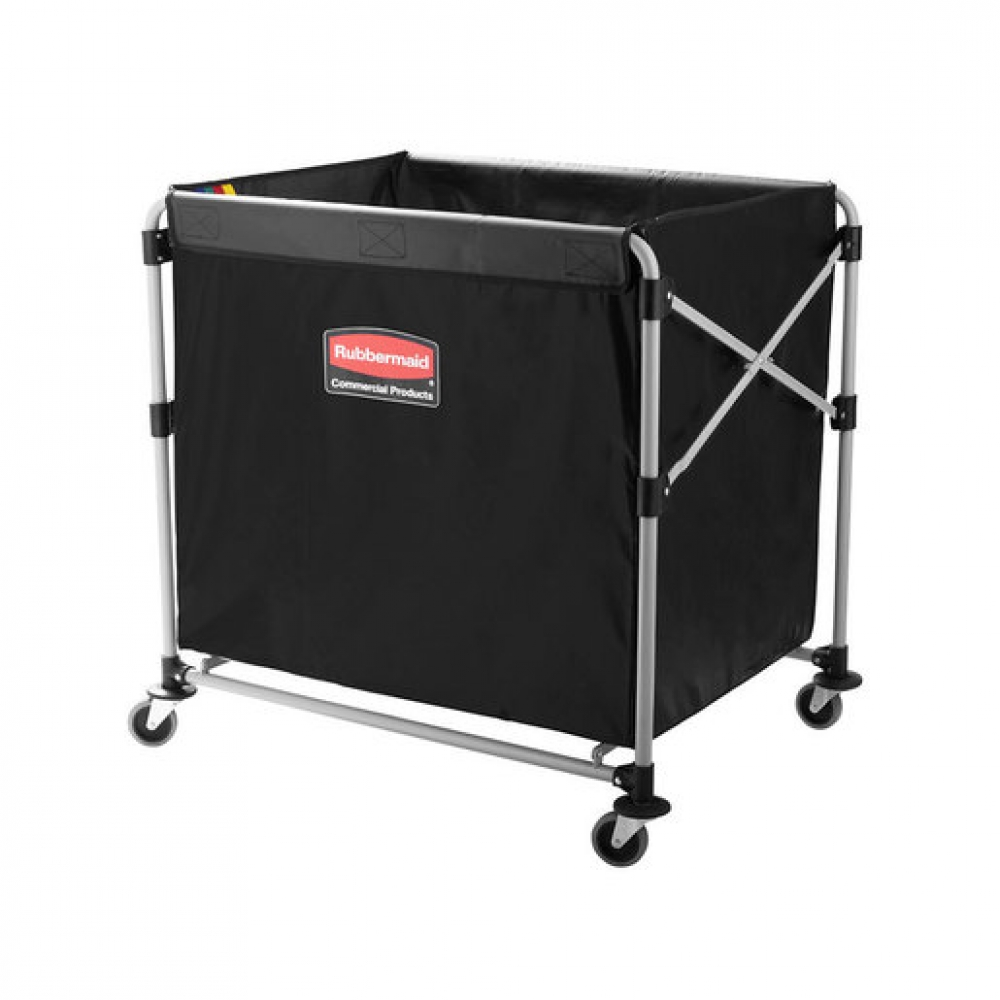 Rubbermaid X-Carts Frame Only For 300ltr Bag (Sold Singly)
