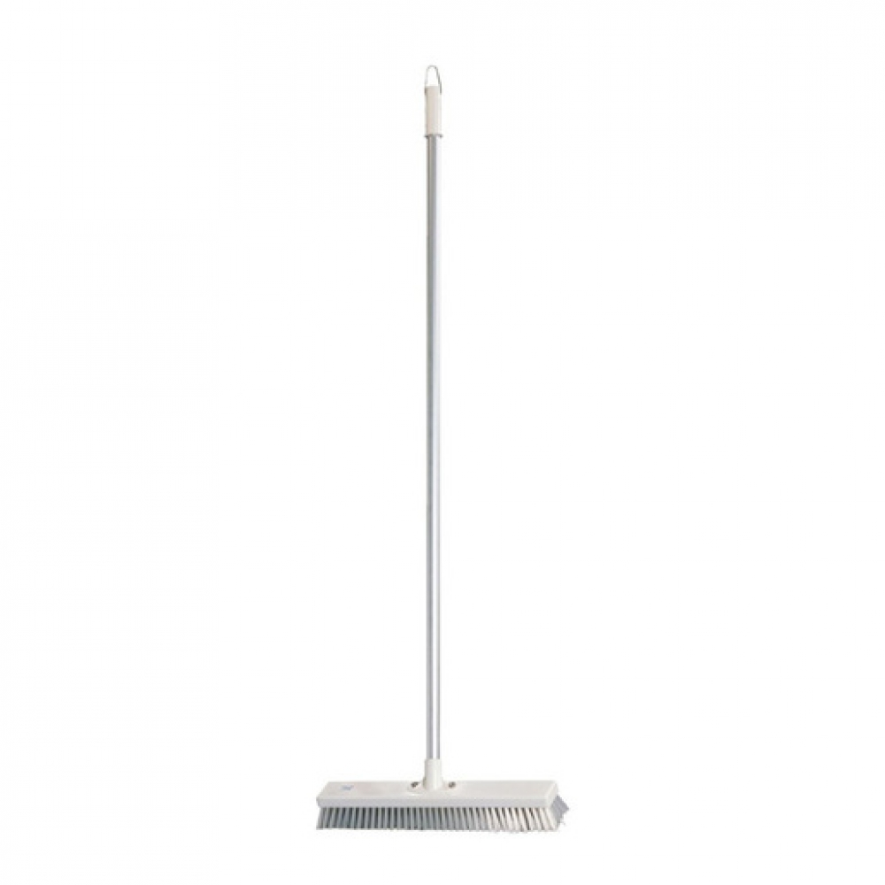 Professional Hygiene Broom Head Soft White 50cm (Sold Singly)